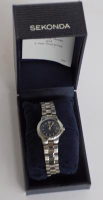 Sekonda watch in box