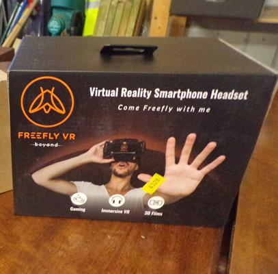 2x New VR Smartphone headset