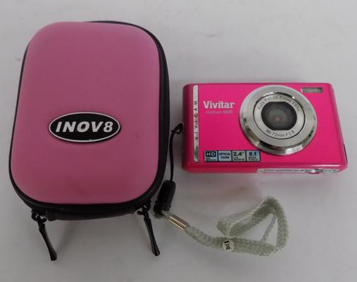 Vivtar digital camera