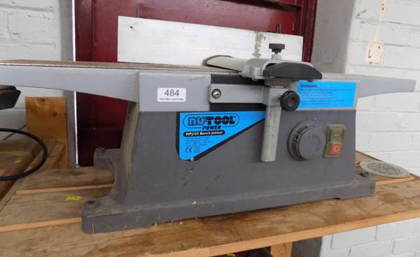 Nutool bench jointer