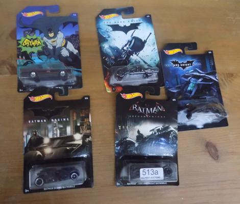 Batman hotwheels