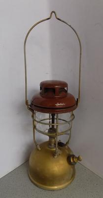Tilly lamp, made in England