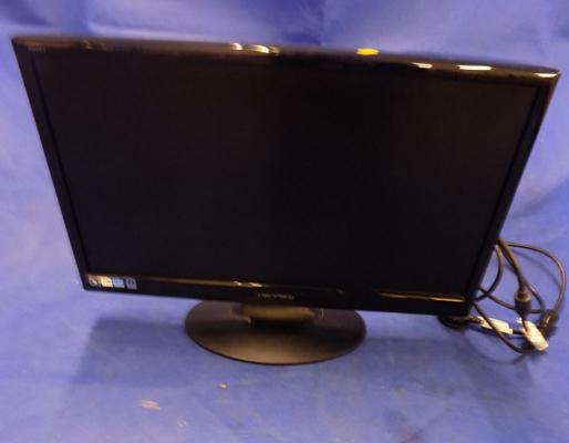 "Hanns.G 24"" monitor in working order"