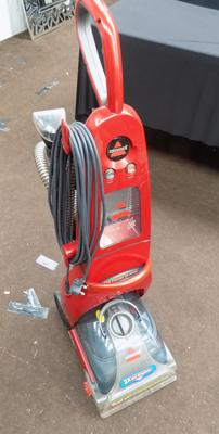 Washer vac