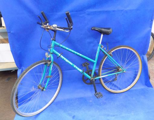 Vintage Townsend ladies bike