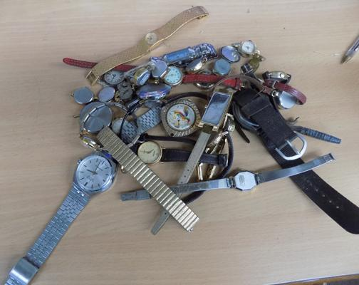 Selection of watches