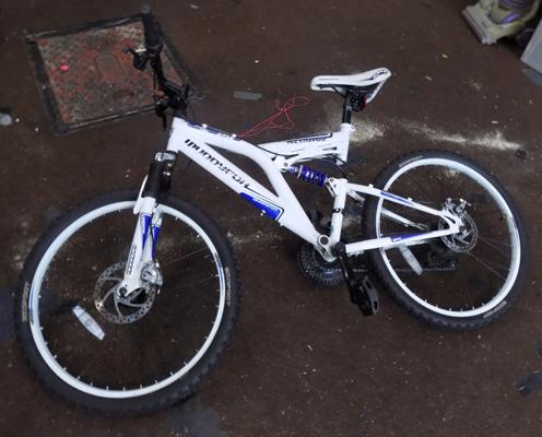 Android disc 24 mountain bike