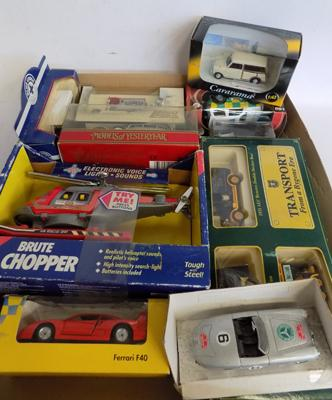 Collection of boxed diecast