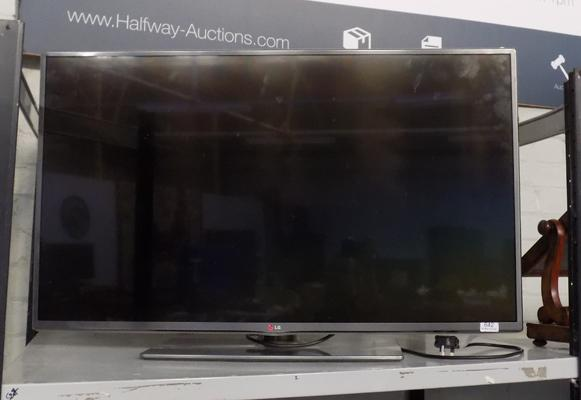 "LG TV 42"" no remote in working order"