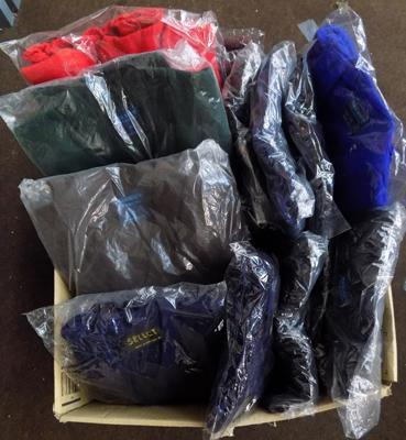 Selection of 20 new jumpers - various sizes and colours (19 included)