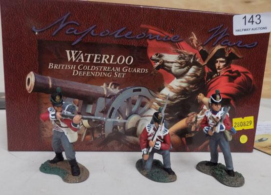Brittains Coldstream Guards defending set 00150 boxed mint condition