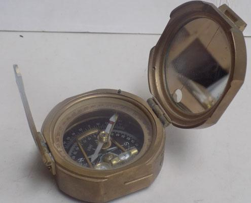 Stanley of London Military compass (boxed)