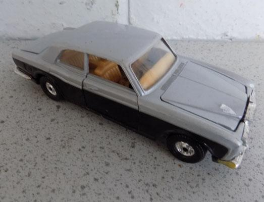 Corgi 1970's Rolls Royce Corniche car in mint condition