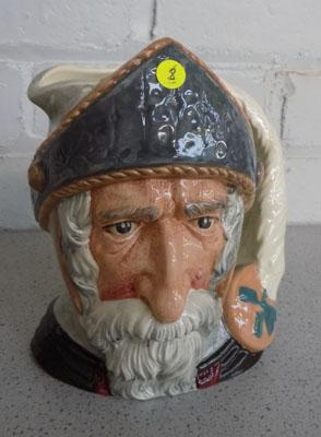 Royal Doulton Don Quixode character jug large D6455