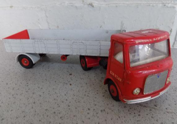 Dinky No 914 AEC articulated lorry Circa 1958 in mint condition