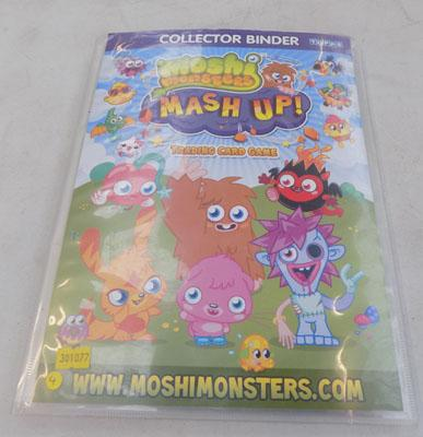 Moshi monsters collectors album