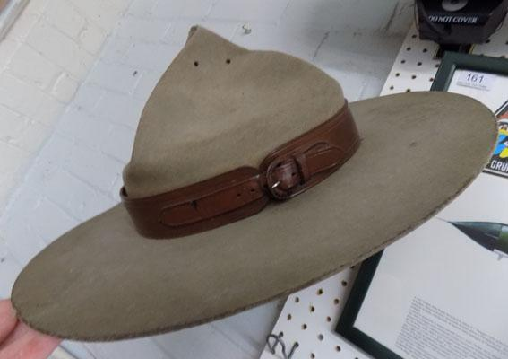 John B Stetson Co. hat