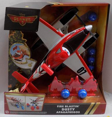 Disney planes Fire flashing Dusty