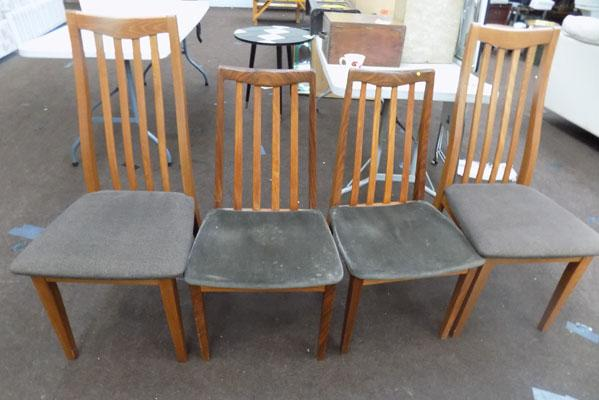 4x Chairs (2 Gplan)