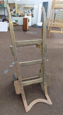 Slingsby antique cart