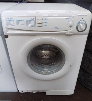 Candy washing machine in w/o