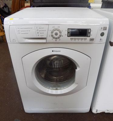 Hotpoint washing machine in w/o