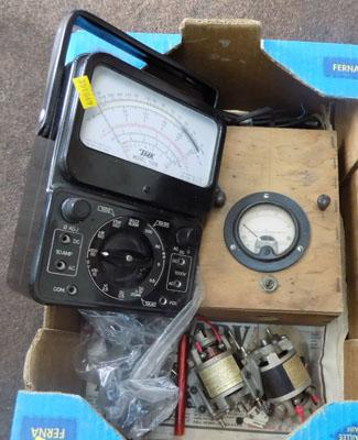 Electric meter & gauges