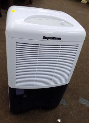 Super warm dehumidifier
