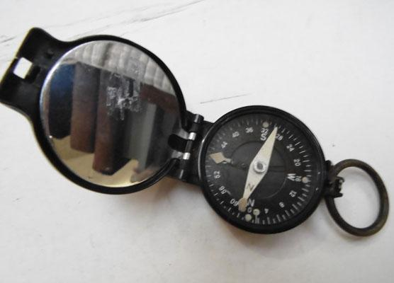 WWII Russian Officer field compass