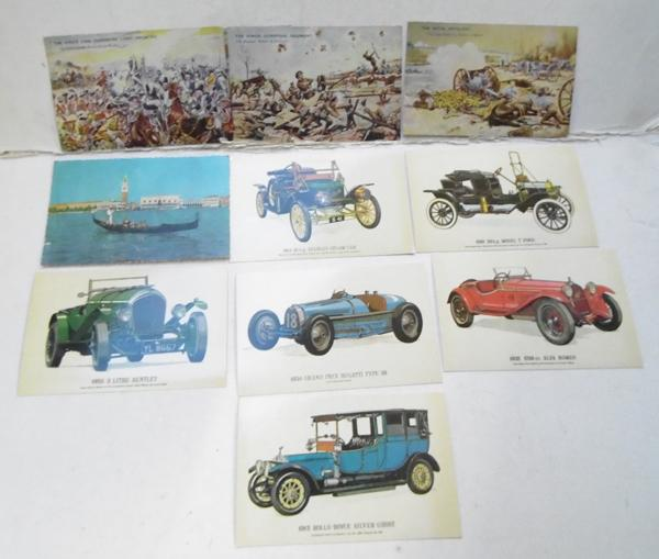 Selection of collectable cards & postcards