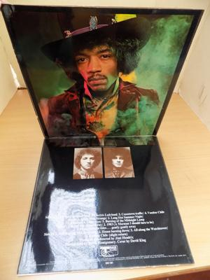 Collectable LP - Hendrix Electric Ladyland