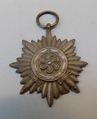 Nazi eastern peoples medal