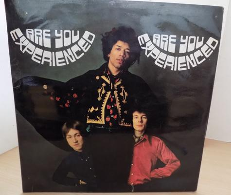 Collectable LP - Hendrix 'Are You Experienced'