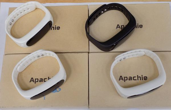 4x Apachie watches
