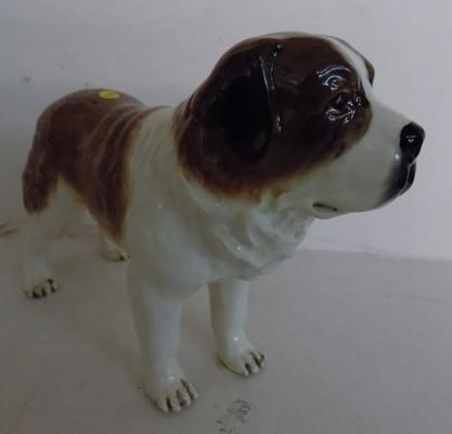 "Sylvac St Bernard ""Supreme Range"" No5320. (approx 6"" high)"