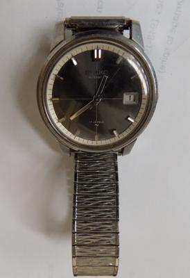 Vintage Seiko automatic 17 jewel watch