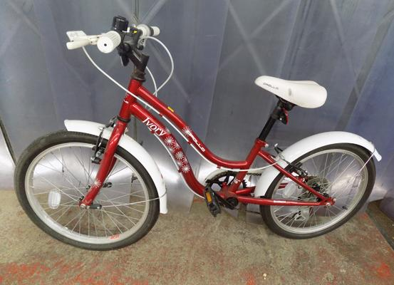 Apollo Ivory girls bike