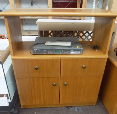 Entertainment unit with Sharp HD DVD