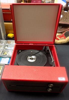 Vintage Fidelity record player - W/O