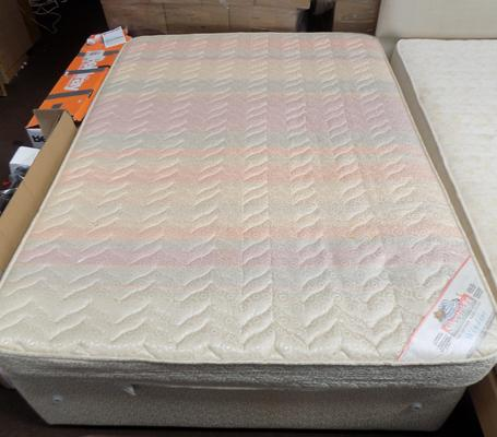 Silent Night Windsor double bed