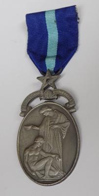 Reproduction masonic medal