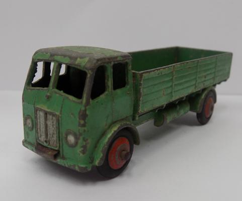 1950's Dinky, No. 25R, Leyland Fordson lorry with sides