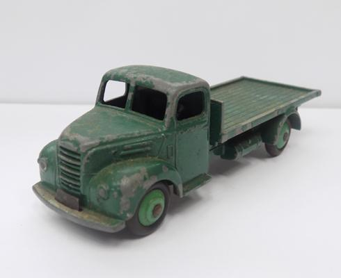 1940's Dinky, No. 30R, first edition, Fordson flat lorry