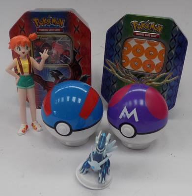 Selection of Pokemon collectables inc cards, figures & more