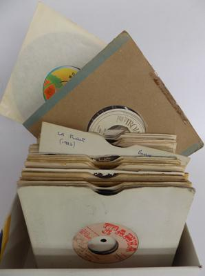 Collection of over 100 Reggae, Soul, Funk, 1970's Disco, Motown & Electronic singles