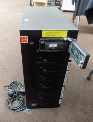PCS tower with multi drive