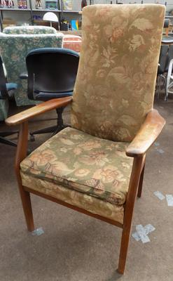 Parker Knowles fireside chair