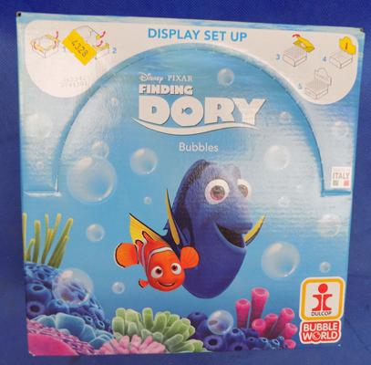 Thirty Six Finding Dory Bubble sets