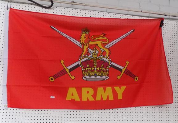 Army Flag - 5ft x 3ft