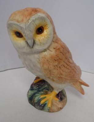 "Beswick barn owl 2026 approx 5"" high-no damage"
